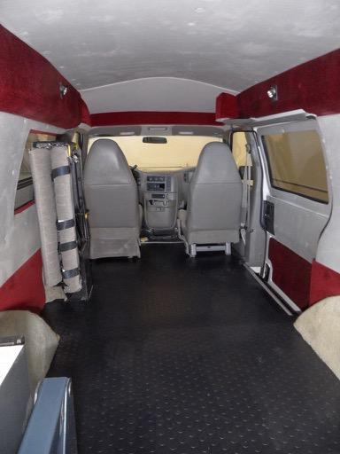 Wheelchair Van Oasis | Vans Available Soon