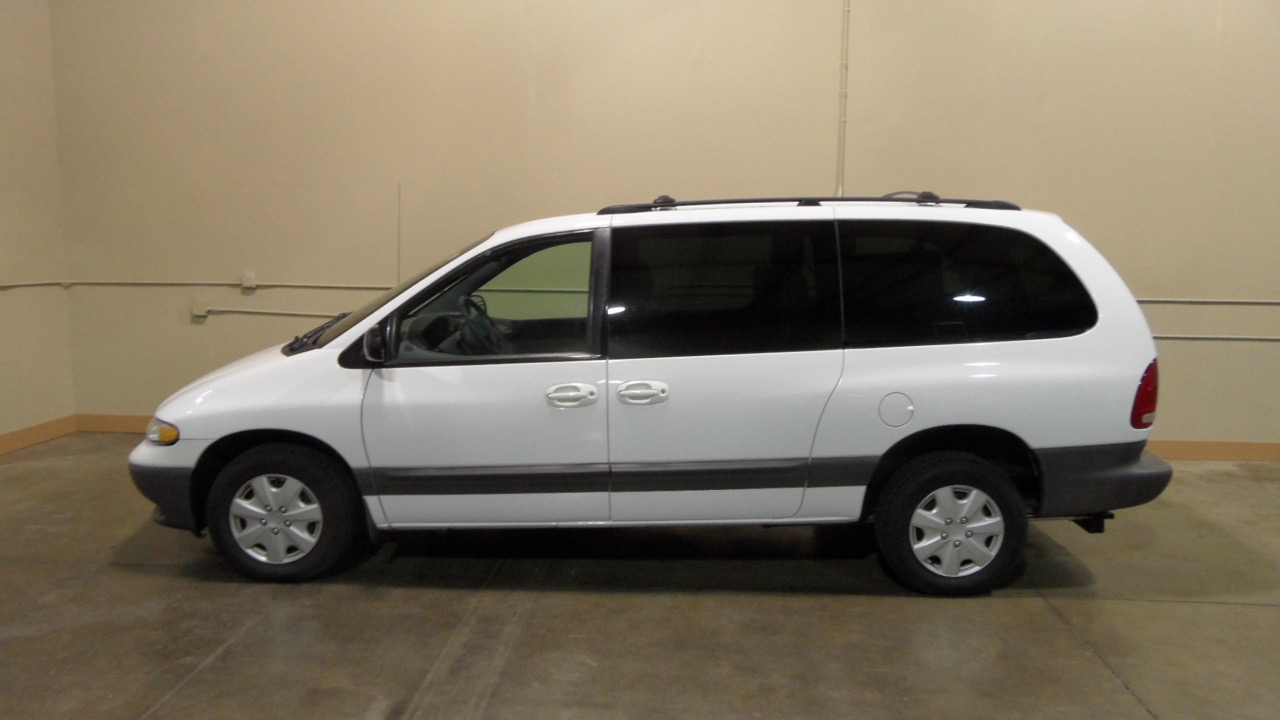 2000 dodge caravan with full power rear entry mobility conversion 53 000 miles click here for details