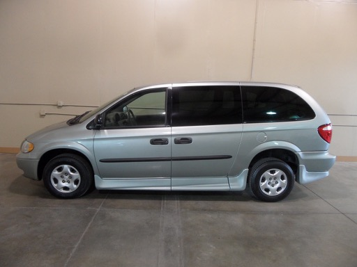 dd340a43a8 2003 Dodge Grand Caravan is well equipped and includes complete power  operated mobility conversion. Miles - 87