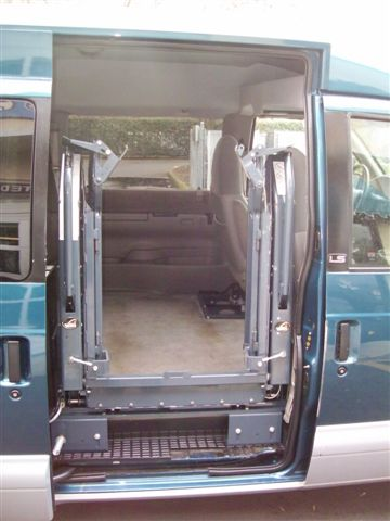 Wheelchair Van Oasis |